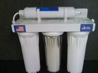 L7 HIGH CAPACITY 4 STAGE CERAMIC DRINKING WATER FILTERS SYSTEM