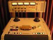Analog Tape Recorder