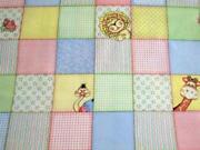 Lion Fabric