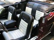 Mustang Pony Seat Covers