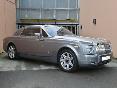 2008 Rolls-Royce Phantom Coupe 2-Door