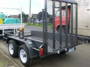 Trailers 10x6 - (3.2 Tonne ) Excavator Campbellfield Hume Area Preview