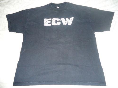 ECW Shirt | eBay