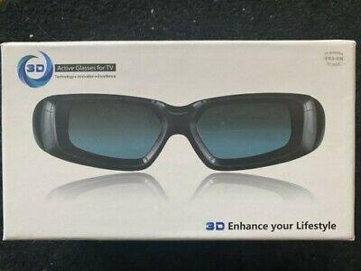 3D Active Shutter Glasses for 3-D TV G03-CN Full HD