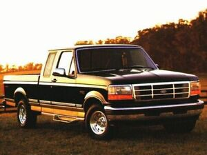 wanted manual ford pick-up
