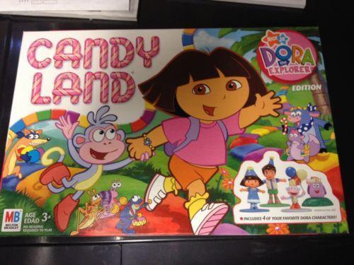 Dora Candyland eBay