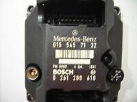 PMS ecu for Mercedes E200 W124, 0155457132, 015 545 71 32