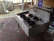 Chinese Wok Cooker