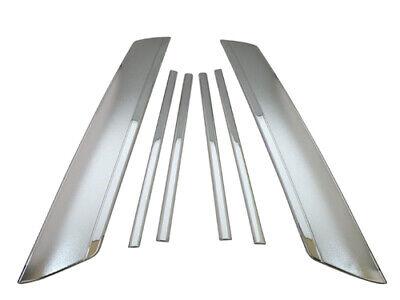 Mini Cooper Chrome Pillar Post Covers Trim -