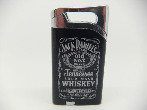 jack daniels lighter ebay. Black Bedroom Furniture Sets. Home Design Ideas