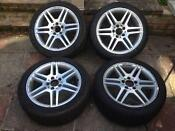 Mercedes W204 Wheels
