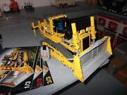 Lego Technik Bulldozer
