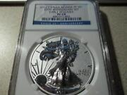 2011 Reverse Proof Silver Eagle