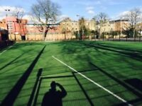 """FOOTIE PLAYER needed for """"occasional games"""" ASTRO Highbury-Islington TUESDAYS, kick-off 6pm"""
