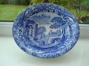 Copeland Spode Blue Italian Bowl