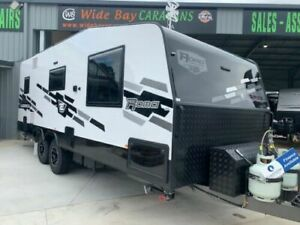 """ROMA ELEGANCE 21'6"""" - NEW TOW AWAY READY TO GO **JUST REDUCED TO $76,250 Tinana Fraser Coast Preview"""