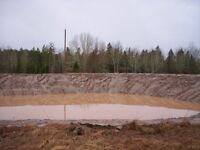 Ponds - Riding Ring Construction - Land Clearing