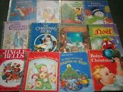 Vintage Christmas Books