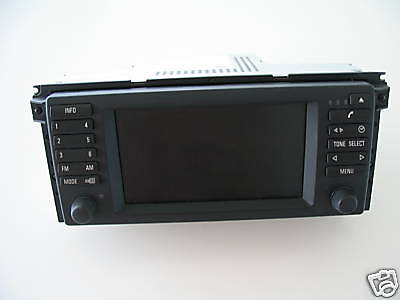 BMW Bordmonitor Wide Screen 5er E39 7er E38 X5 E53 65526928389