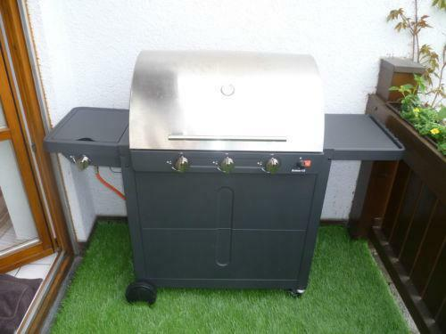 gasgrill gebraucht grills ebay. Black Bedroom Furniture Sets. Home Design Ideas