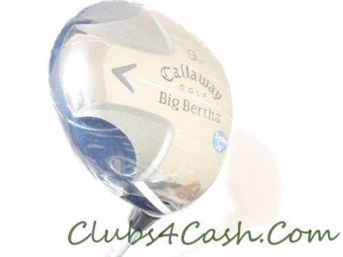 Callaway Big Bertha 2007 Fairway Wood Ebay