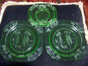 Federal Green Depression Glass