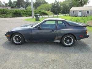 Porsche 928, 944 or old BMWs and Volkswagens