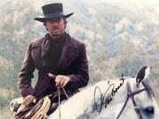 Clint Eastwood Signed