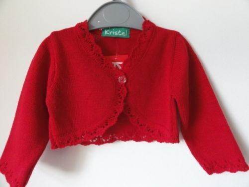 Baby Red Cardigan | eB...