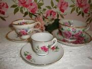 China Tea Cup Lot