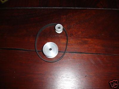 Haas Cnc Spindle Encoder Belt Kit For Vf1 Vf2 Vf3 Vf4 Etc.