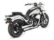 Suzuki Intruder 800 Exhaust