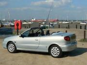 Renault Megane Convertible Breaking