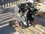 Fiat Scudo Engine