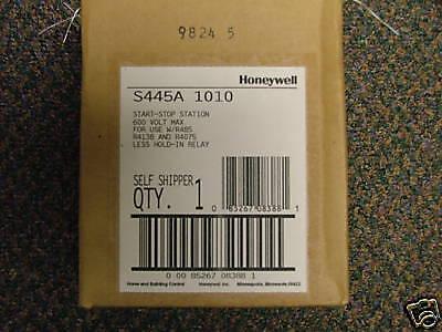 Honeywell Start-stop Station S445a1010