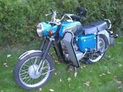 MZ TS 150 Motorrad