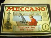 Vintage Meccano Sets