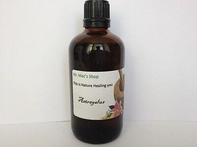 Astragalus Tincture, 100% Natural Herbal Medicine, combats