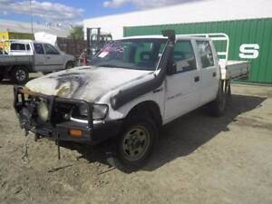 HOLDEN RODEO TF 4JB1-T MAN VEHICLE WRECKING PARTS 2001 (VA01125) Brisbane South West Preview