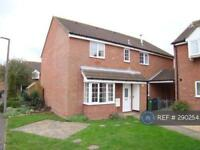 2 bedroom house in Spencer Drive, St. Ives, PE27 (2 bed)