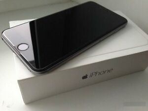 IPHONE 6 16GB GREY FIDO (BRAND NEW COUPLE OF MONTHS OLD)