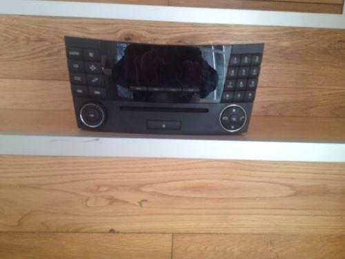 Mercedes e class cd player ebay for Mercedes benz cd player