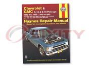 Chevrolet s 10 Repair Manual