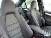 Mercedes Leather Interior