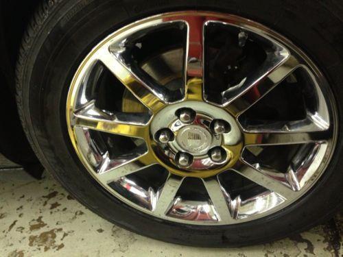 Cadillac Dts Wheels Ebay