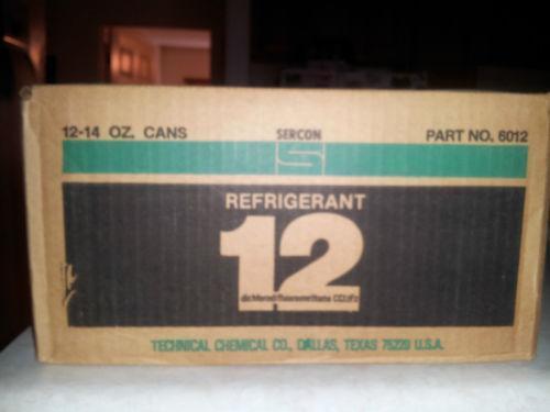 R12 Freon Can Ebay