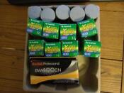35mm Black and White Film Lot