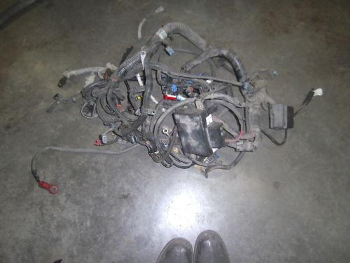 Wire harness chevy ebay