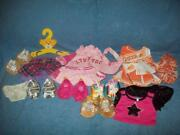 Build A Bear Shoes Lot