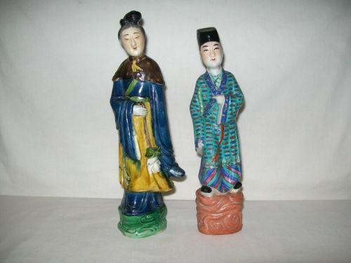 Chinese porcelain figurine ebay